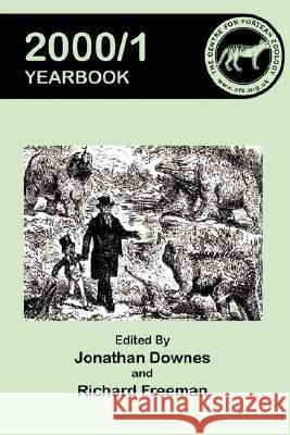 Centre for Fortean Zoology Yearbook 2000/1  9781905723287