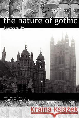 The Nature of Gothic : A Chapter from