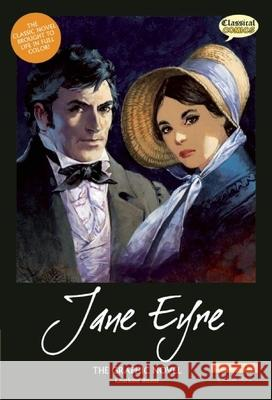 Jane Eyre: The Graphic Novel Charlotte Bronte 9781906332471