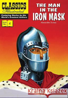The Man in the Iron Mask Alexandre Dumas 9781906814076