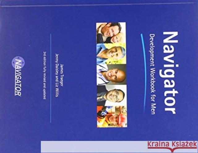 Navigator : Development Workbook for Men Liz Willis 9781907359019 Hawthorn Press Ltd