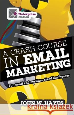 A Crash Course in Email Marketing for Small and Medium-Sized Businesses John W Hayes 9781908003713