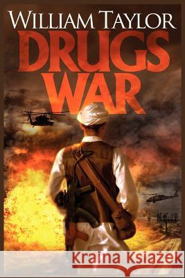 Drugs War William Taylor 9781908135056