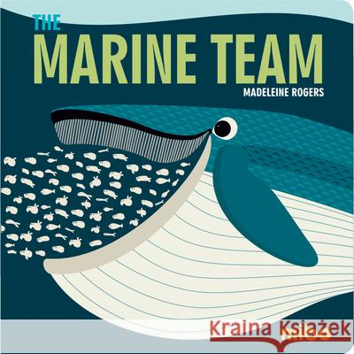 The Marine Team Madeleine Rogers Jason Hook 9781908985866