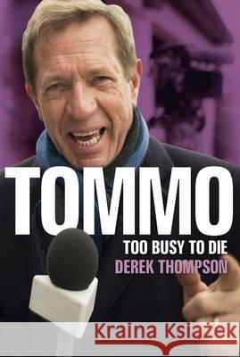 Tommo Derek Thompson 9781909471412