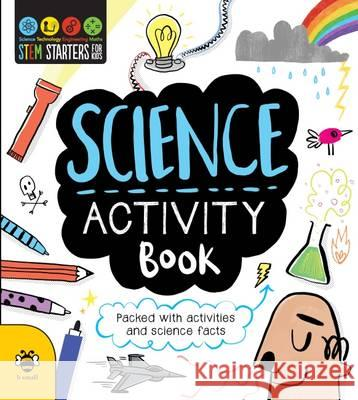 Science Activity Book Sam Hutchinson Vicky Barker  9781909767751 b small publishing limited