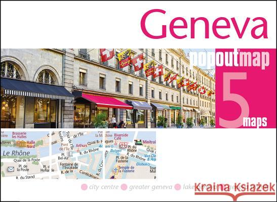 Geneva PopOut Map  9781910218686