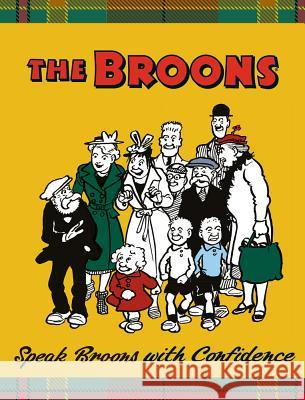 Speak Broons with Confidence The Broons   9781910230565