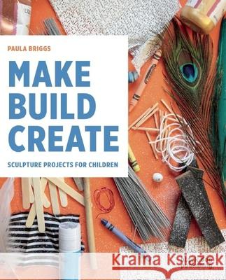 Make Build Create: Sculpture Projects for Children Paula Briggs 9781910433706