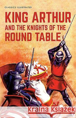 King Arthur and the Knights of the Round Table Howard Pyle Alex A. Blum 9781910619834