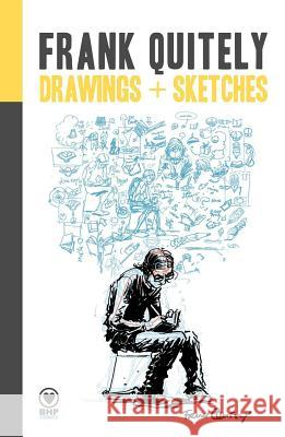 Frank Quitely: Drawings + Sketches Frank Quitely   9781910775189 BHP Comics