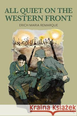 All Quiet on the Western Front Erich Maria Remarque   9781912464173