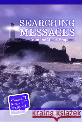 Searching Messages from the Minor Prophets Volume 2 Malcolm Davis   9781912522545