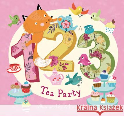 123 Tea Party Ailie Busby 9781912858897