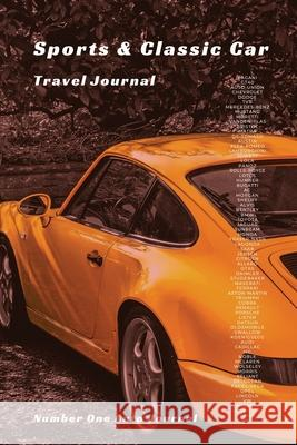 Sports and Classic Car Travel Journal Ken McLeod 9781916364103