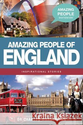 Amazing People of England Charles Margerison 9781921752988
