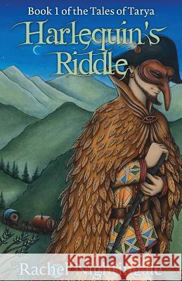 Harlequin's Riddle Rachel Nightingale 9781922200990