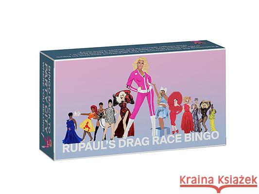 Rupaul's Drag Race Bingo Paul Borchers 9781925811568