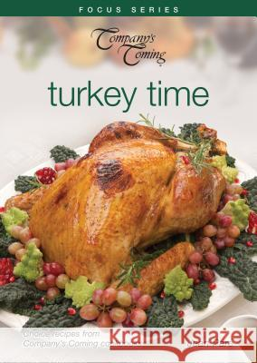 Company's Coming: Turkey Time Jean Pare' 9781927126578