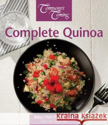 Complete Quinoa Ashley Billey Wendy Pirk Jean Pare' 9781927126639