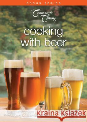 Cooking with Beer Jean Pare' 9781927126646