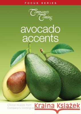 Avocado Accents Jean Pare' 9781927126653