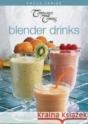 Blender Drinks Jean Pare' 9781927126660