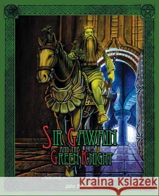 Sir Gawain and the Green Knight: Hardcover (a New Verse Translation in Modern English) John Ridland   9781927409763