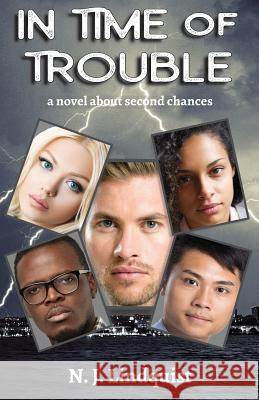In Time of Trouble: A Novel about Second Chances N. J. Lindquist 9781927692400