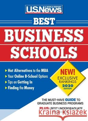 Best Business Schools 2020  9781931469920
