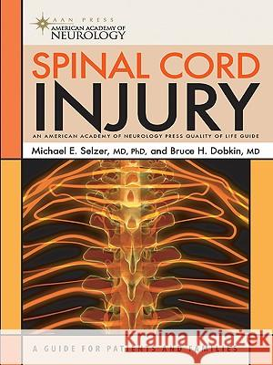 Spinal Cord Injury Bruce Dobkin 9781932603385