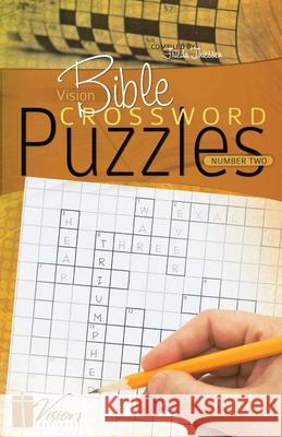 Vision Bible Crossword Puzzles, Number Two Frieda Thiessen 9781932676884