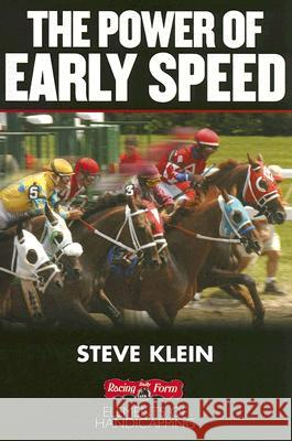 The Power of Early Speed Steve Klein 9781932910988