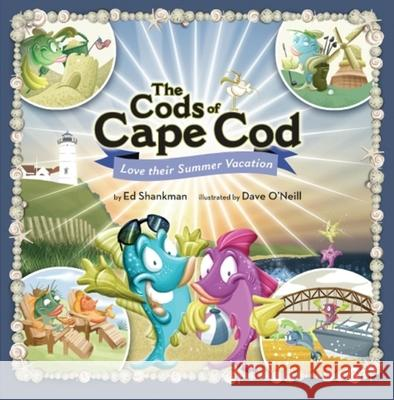 The Cods of Cape Cod  9781933212784