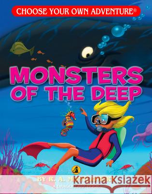 Monsters of the Deep R. a. Montgomery 9781933390376
