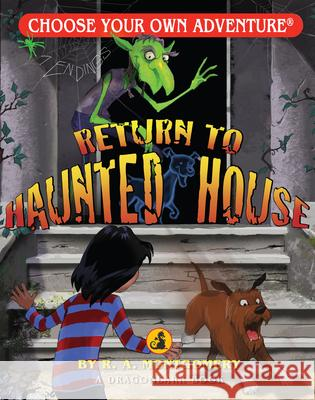 Return to Haunted House R. a. Montgomery 9781933390406