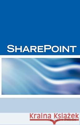 Microsoft Sharepoint Interview Questions: Share Point Certification Review Tery Sanchez-Clark 9781933804668
