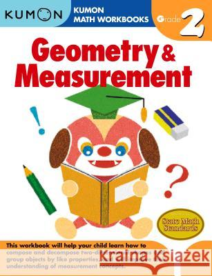 Geometry & Measurement Kumon 9781934968314