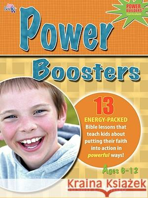Power Boosters Susan L. Lingo 9781935147022