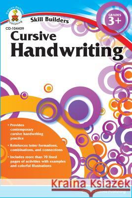 Cursive Handwriting, Grades 3+  9781936023165