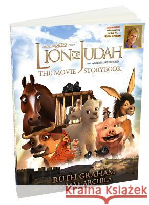 Lion of Judah: The Movie Storybook [With CD (Audio)] Ruth Graham 9781936081424