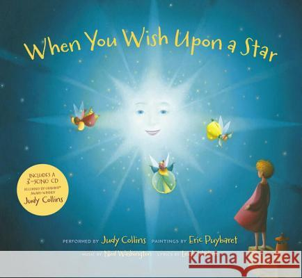 When You Wish Upon a Star Ned Washington Leigh Harline Judy Collins 9781936140350 Charlesbridge Publishing
