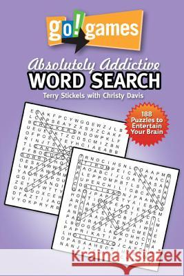 Go!games Absolutely Addictive Word Search  9781936140909