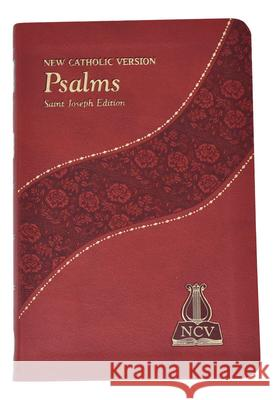 The Psalms: New Catholic Version Catholic Book Publishing Corp 9781941243800