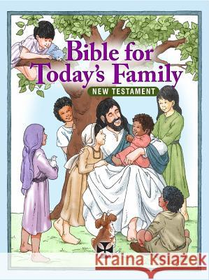CEV Children's Illustrated New Testament: Contemporary English Version American Bible Society 9781941448809