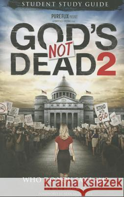 God's Not Dead 2: Who Do You Say I Am?  9781942027300
