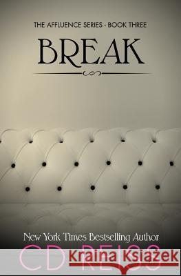 Break CD Reiss 9781942833246