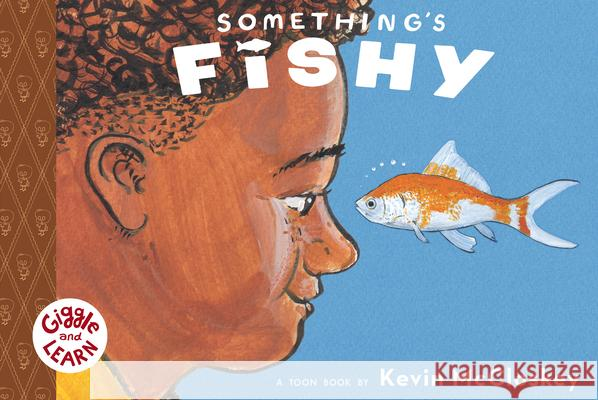 Something's Fishy Kevin McCloskey 9781943145157