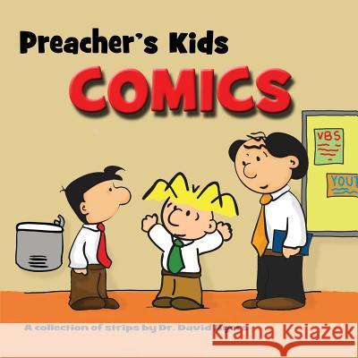 Preacher's Kids Comics David Ayers 9781943871087