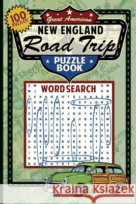 Great Northeastern Road Trip Puzzle Book Applewood Books 9781945187179